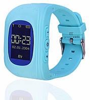 Смарт часы детские Q50 с GPS LBS AGPS Smart Baby Watch, фото 1
