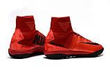 Сороконожки Nike MercurialX Proximo II fire pack, фото 2
