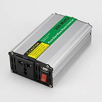 Преобразователь напряжения POWER INVERTER 12 V/220 450 gm
