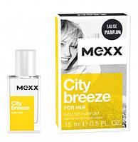 Mexx City Breeze for Her 30ml женская туалетная вода (оригинал)