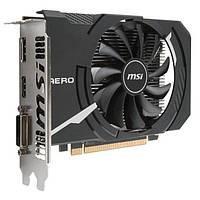 Видеокарта для компьютера MSI Radeon RX 560 AERO ITX 4G OC V809-2467R