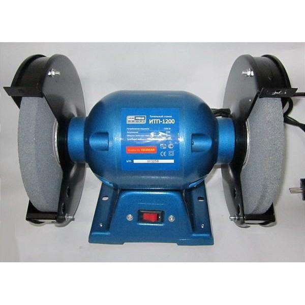 Точило электрическое Ижмаш PROFI ИТП-1200/200