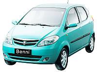Защита картера двигателя Chana Benni