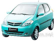 Защита картера двигателя и кпп Chana Benni 2008-