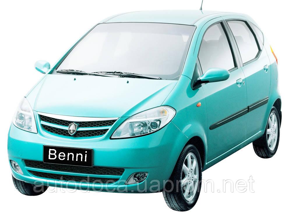 Захист картера двигуна і кпп Chana Benni 2008-