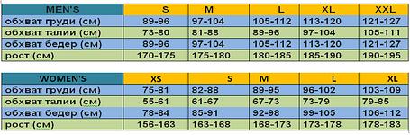 Термолосины MIZUNO MID WEIGHT 3/4 TIGHT (W)  73CL097-09, фото 2