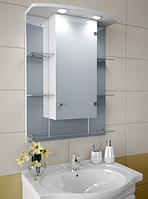 Шкаф зеркальный Garnitur.plus в ванную с LED подсветкой 10S