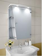 Шкаф зеркальный Garnitur.plus в ванную с LED подсветкой 13SK