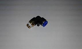 Угловой соединитель (L-образный) компрессора поршневого