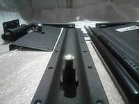 Механизм для шкаф-кровать черный 1200н-2300н БЕЗ ОТКИДНЫХ НОГ, фото 1