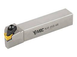 Резец токарный проходной с мех. креплением т/с пластин TWLNR 32x32 P08 MBC