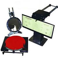 Лазерный стенд VISION для проверки установки колес автомобиля
