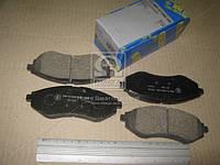 Колодка тормозная (производитель MK Kashiyama) D11129