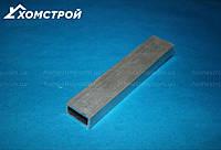 Труба прямоугольная 10х20х1 без покрытия