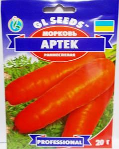 Морква Артек 20г (GL Seeds)