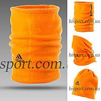 Горловик (Баф) Adidas оранжевый