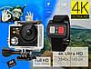 Спортивная экшн камера Kruger&Matz 4K Black