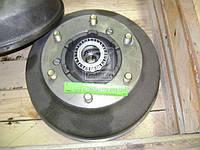 Ступица колеса ГАЗ 3309 переднего левая (бараб., подш.)(под АБС) в сб. (пр-во ГАЗ) 3309-3103007