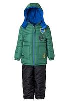 Зимний  комбинезон iXtreme (США) раздельный зеленый для мальчика от 2 до 4 лет