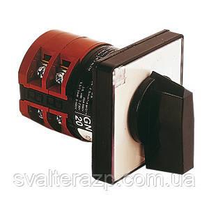 Переключатель кулачковый 7GN12 66 U, Lovato Electric