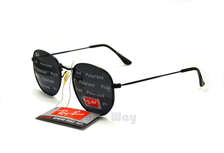 61958609a4b5 Солнцезащитные очки Ray Ban с поляризацией - Интернет - магазин