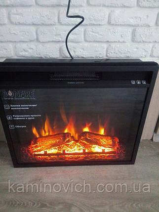 Электрический камин Bonfire EF 13-23, фото 2