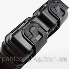 Підсумок подвійний FastMag MP7 BLACK, фото 3