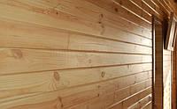 Имитация бруса сосна,  сорт ВС 20х15х2000-4000, фото 1