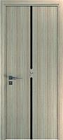 Двери межкомнатные шпон/покраска CRYSTAL 03