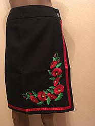Женская вышитая юбка плахта