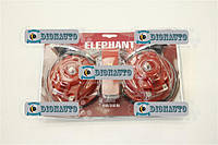 Сигнал звуковой Elephant хром  (СА-10123)