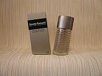 Bruno Banani - Bruno Banani (2000) - Туалетная вода 50 мл - Старый дизайн, старая формула аромата 2000 года