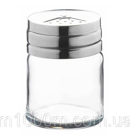 Стеклянная емкость для специй 110мл Pasabahce Basik 43880, цена указанна за 1шт