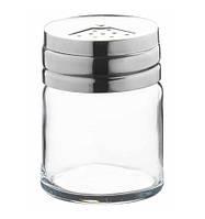 Стеклянная емкость для специй 110мл Pasabahce Basik 43880, цена указанна за 1шт, фото 1