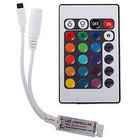 20 RGB контролер 12А-И.К 24 кнопки