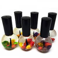 Масло для кутикулы и ногтей с цветами