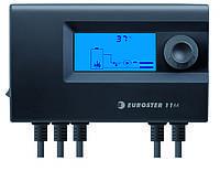 Euroster 11М - контроллер трехходового клапана с сервоприводом и циркуляционного насоса