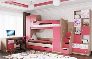 Детская мебель Сити 1 фабрика SV Мебель