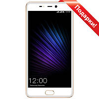 "➤Смартфон 5.5"" LEAGOO T5 4GB+64GB Gold 8 ядер FullHD Камера Sony 13Мп 3000мАч Android 7.0"