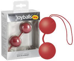 Вагинальные шарики Joyballs красные