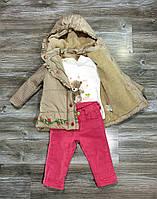 Нарядный костюм для девочки. Размер 1,5 года.