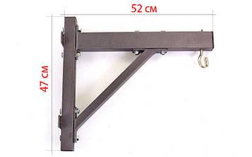 Кріплення настінне з крюком для боксерського мішка