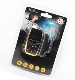 FM-передатчик, Фм Модулятор, трансмитер FM MOD. 205, MP3-плеер!