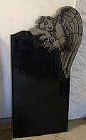 Пам'ятник з гравіровкою Ангел