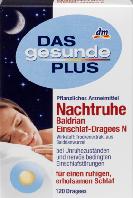 Биологически активная добавка Das Gesunde Plus Nachtruhe, 120 шт.