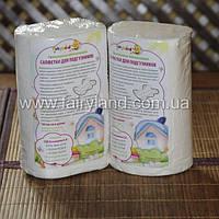 Салфетки для подгузников, 100% бамбук (скидки, смотрите оптовые цены), фото 1