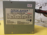 Блок питания POWER MASTER 300W 80 FAN