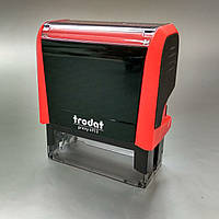 Оснастка для штампа TRODAT 4913, 22х58 мм, корпус пластиковый