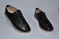Подростковые туфли для девочек Шалунишка (размер 31-35) 35