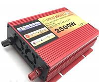 Преобразователь напряжения POWER INVERTER 2500-12 W 1200 gm